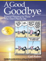 A Good Goodbye Award Cover