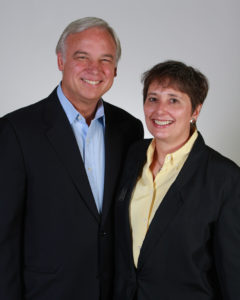 Gail Rubin and Jack Canfield, co-author of the Chicken Soup for the Soul series