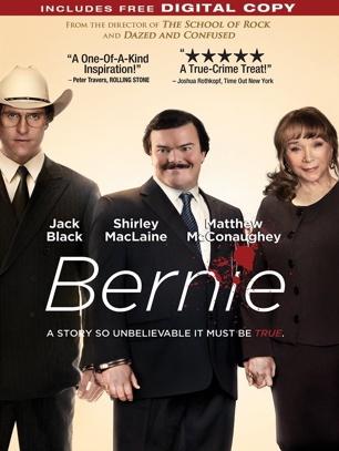 Bernie DVD cover