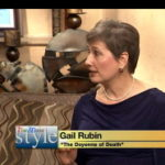 Gail Rubin on KASA-TV New Mexico Style