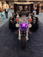 The Tombstone Motorcycle Hearse