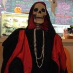 Lola at ABQ Death Cafe