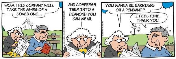Cremation Diamonds and Another Death Cartoon | A Good Goodbye ...
