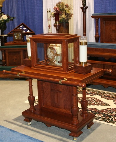 Roberts Downey Chapel Equipment A Good Goodbye Funeral Planning For