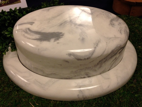 Marble Urn Vault For Cremated Remains