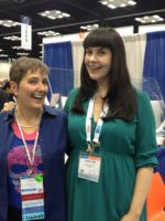 Gail Rubin and Caitlin Doughty