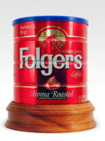 Folgers Coffee Can Urn