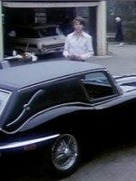 Harold's Jaguar Hearse