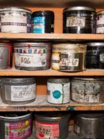 Cans of Old Paint