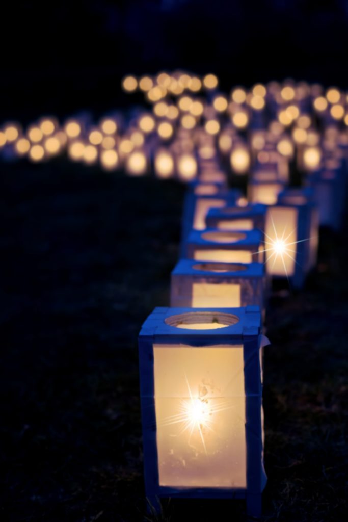 How To Keep Memories Alive With Christmas Luminaria