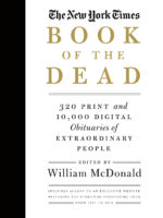 NY Times Book of the Dead cover