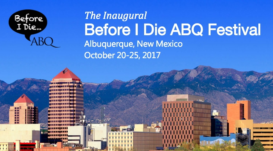 Before i die festivals get people talking about mortality for Craft shows in albuquerque 2017