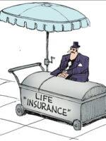 Non Sequitur Life Insurance