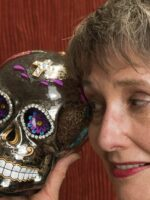 Gail and Sugar Skull