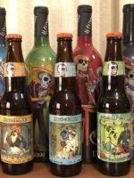 Muerto beer and wine