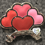 Eternal Remembrance pin