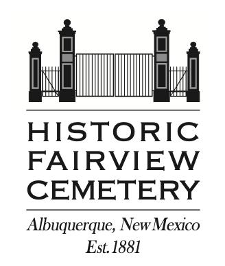 Historic Fairview Cemetery ABQ Logo
